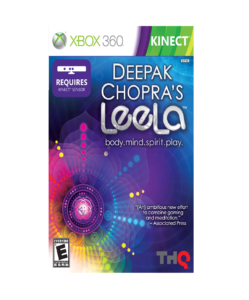 THQ Deepak Chopra's Meditation Game