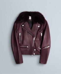THE ARRIVALS Faelke Zero Modular Leather Jacket