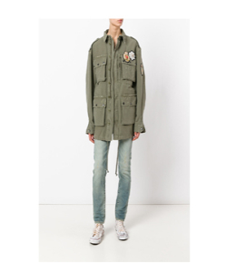 FAITH CONNEXION Paris parka jacket