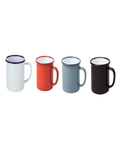 FALCON Steel & Enamel Mugs