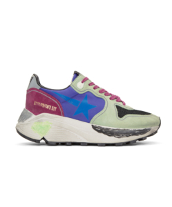GOLDEN GOOSE DELUXE BRAND Exclusive Multicolor Thursday Running Sneakers