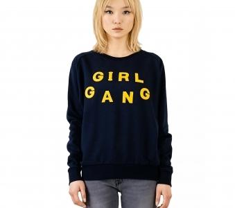 ELEVEN PARIS 'GIRL GANG' Sweatshirt