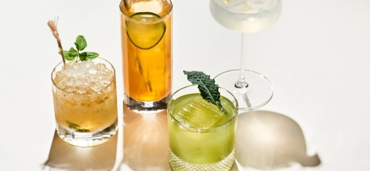 #DIY A GUIDE TO CBD SPIKED COCKTAILS