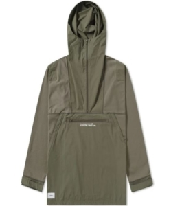 WTAPS DRAG-ON HOODED JACKET
