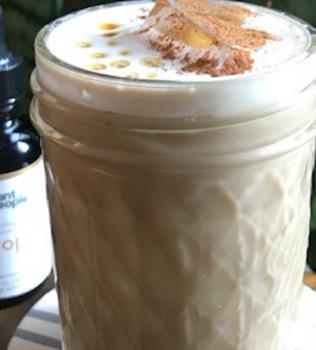 #DIY COCONUT CBD COFFEE