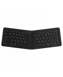 Kanex K166-1128 MultiSync Foldable Travel Bluetooth Wireless Keyboard