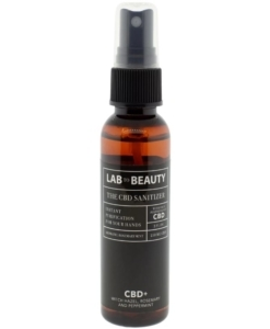 LAB TO BEAUTY CBD Sanitizer