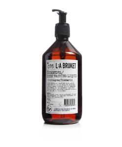 No. 076 Lemongrass/Rosemary Dishwashing Soap 500 ml by L:A Bruket