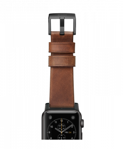 NOMAD Leather Strap for Apple Watch