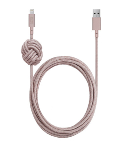 Lightning Night Cable – Rose