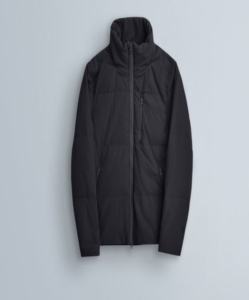 THE ARRIVALS Aelo – Lightweight Down Zip Up Jacket