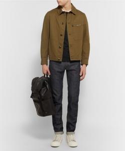 A.P.C. – Loopback Slub Cotton-blend Sweatshirt – Black