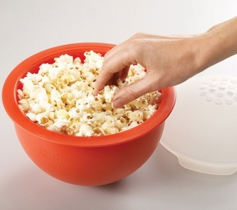 M-Cuisine™ Popcorn Maker – Microwave popcorn maker