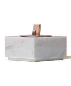Marble iPhone Dock – White