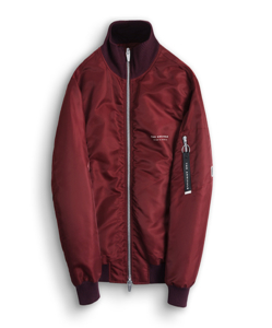 THE ARRIVALS Niels Track Bomber