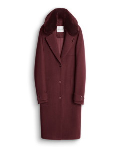 THE ARRIVALS Nora Modular Wool Coat
