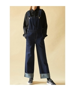 LOCLE BY LOW CLASSIC Denim Overall
