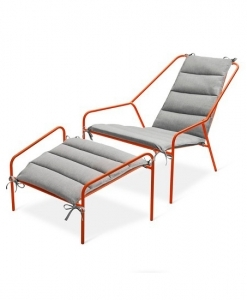 Modern by Dwell Magazine Posture Chair and Ottoman