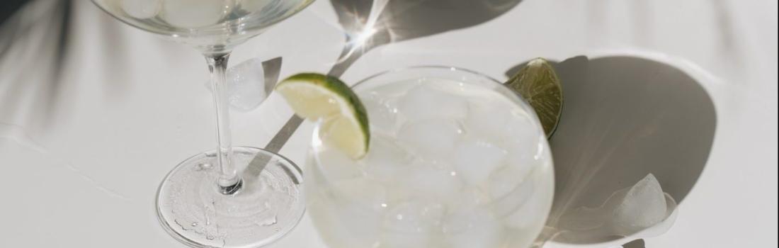 #DIY Pineapple Mint Margarita