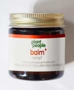 PLANT PEOPLE Plant Balm + Relief