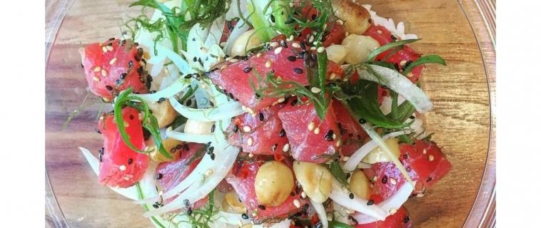 #DIY Da Kikokiko Yellowfin Tuna Signature Poke