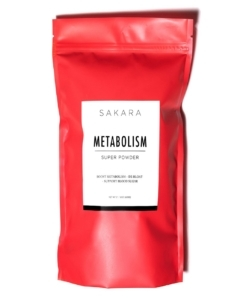 SAKARA Metabolism Super Powder