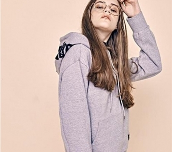 Riot Boucle Hoody