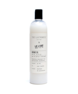 LE LABO x The Laundress Rose 31 Detergent