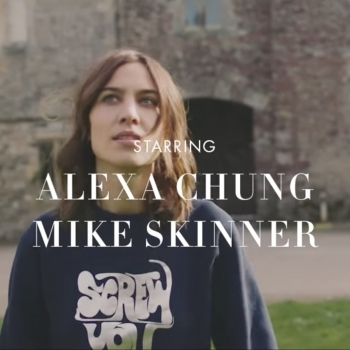 #ALEXACHUNG: MIKE SKINNER (THE STREETS) x ALEXA CHUNG