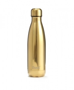 S'WELL Gold Water Bottle
