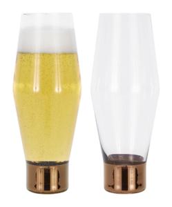 TOM DIXON Tank Beer Glass – Set of 2