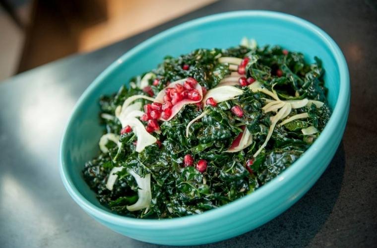 #DIY LA's Di Alba Power Salad