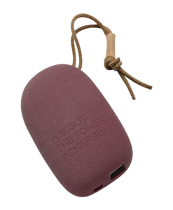 toCharge Portable Charger – Small – Plum