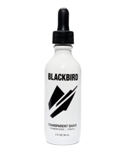 Blackbird – Natural Transparent Shave Oil