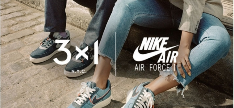 3×1 | Nike Denim Collab