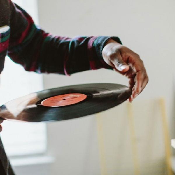Digital Music + Vinyl