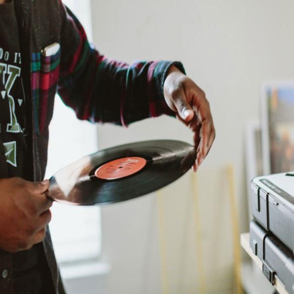 Digital Music + Vinyl