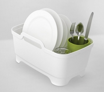 Wash & Drain™ Plus – 3-piece dishwashing and draining set