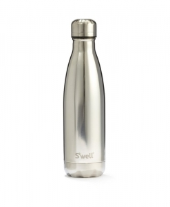 S'WELL White Gold Water Bottle