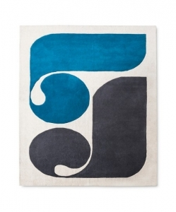 Modern by Dwell Magazine Hand Tufted Wool Rug