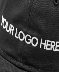 IDEA X NEW ERA 9TWENTY Your Logo Here Cap